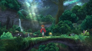 Ni no Kuni sample shot